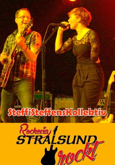 ROCKERIA STRALSUND ROCKT mit Steffi Steffens Kollektiv