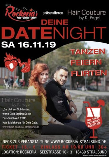 1. Stralsunder DATENIGHT