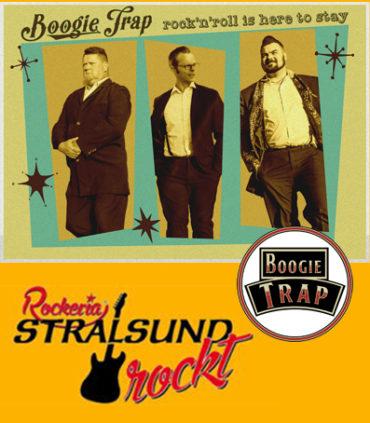 Honky Tonk Stralsund | Das Kneipenfestival mit Boogie Trap